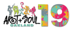 Visit Make Oakland Better Now! at the Art + Soul Festival