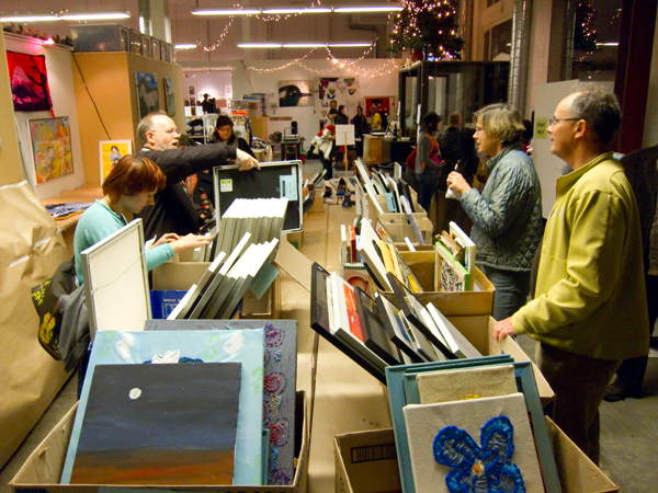 studio art sale at creative growth, creative growth oakland
