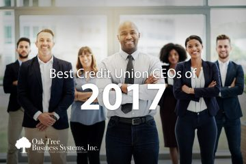 best-credit-union-ceos-of-2017