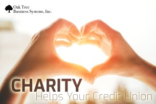 How Charity Helps Your Credit Union