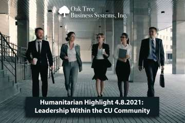 Leadership within the Credit Union Community