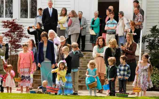 Oakville Presbyterian Church Easter Egg Hunt