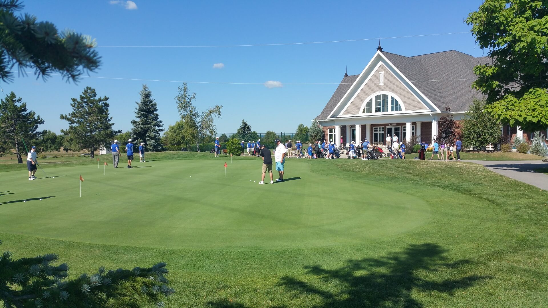 Oakville golf course