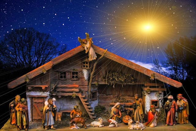 Light Up The Path To Nativity
