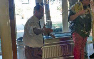 Oakwood UMC Baptism Opal