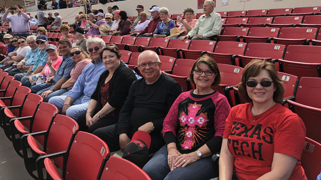 Pray Jones Stadium 2018 | Oakwood United Methodist Church, Lubbock Texas | Our Group