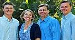 Missionary Jonathan Mayo in Uganda, Oakwood United Methodist Church, Lubbock Texas