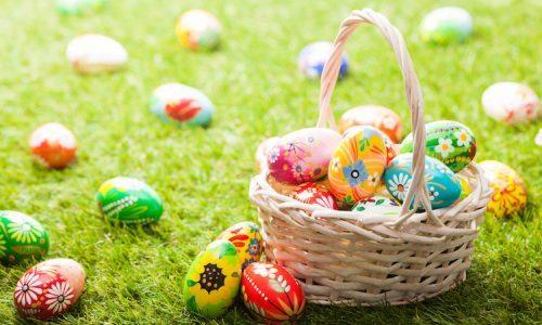 Easter Egg Trail