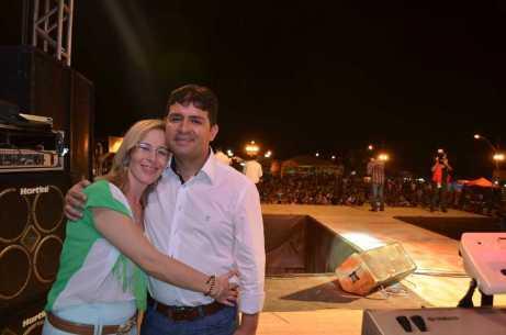 Abertura da 1ª Expolândia (Noite Gospel) fotos Ana Freitas em 25 de abril de 2013 (346)