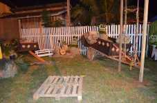 Abertura da 1ª Expolândia (Noite Gospel) fotos Ana Freitas em 25 de abril de 2013 (622)