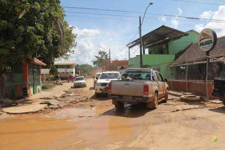 BRASILEIA APOS ENCHENTE-29