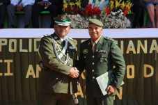 Comandante do 4º Bis, Coronel Wellington Valone Barbosa...