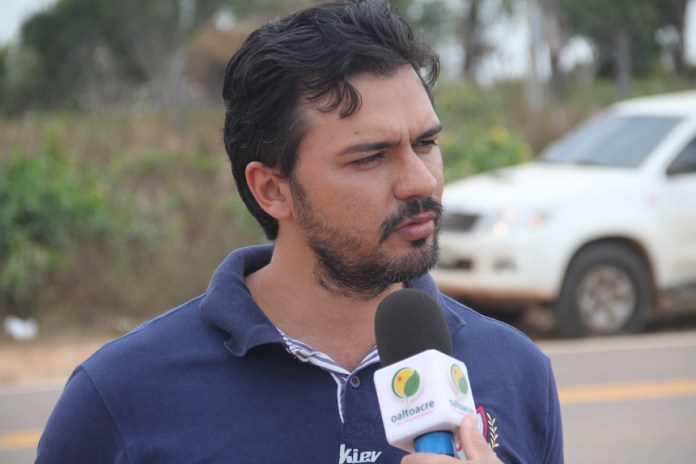 Entrevista com Superintendente do Dnit