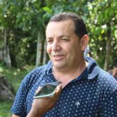 Presidente da Camara Municipal Rogério Pontes