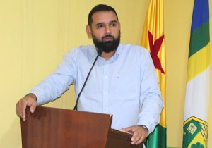 Vereador Charbel Reis Saady (sem partido)