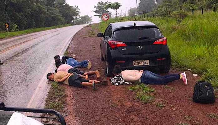 Suplente de vereador por Epitaciolândia é preso com 18,6kg de cocaína na Estrada do Pacífico
