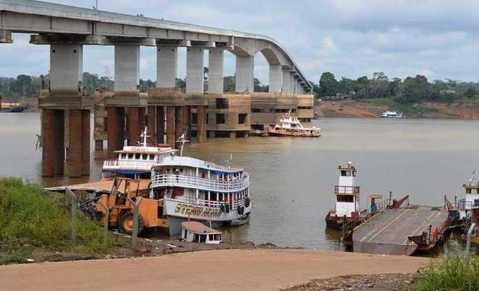 Expectativas com a inauguração da ponte