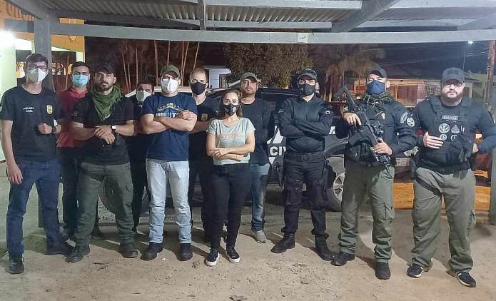 Policia Civil prende foragido estuprador homicida escondido em área rural de Manoel Urbano