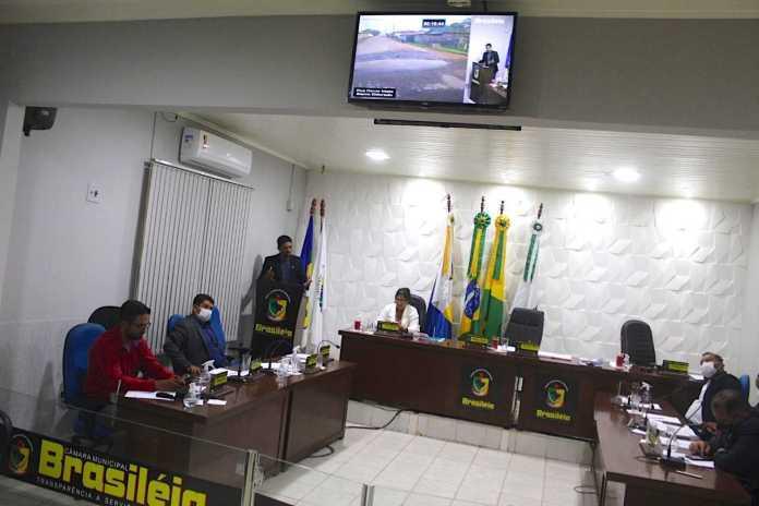 Vereadores de Brasiléia cobram melhorias para o Município ao Executivo