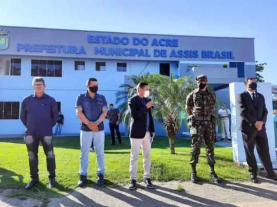 Assis Brasil inicia programação comemorativa dos seus 45 anos de fundação