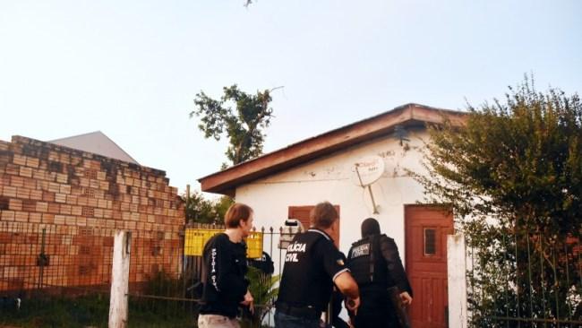 Alvorada é alvo da Operação Beira Rio da Polícia Civil