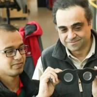 Óculos inteligente de lentes líquidas se adapta a problema de visão