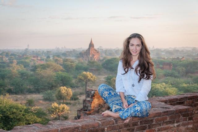 #Interviu. Povestile romancei care a vizitat peste 60 de tari