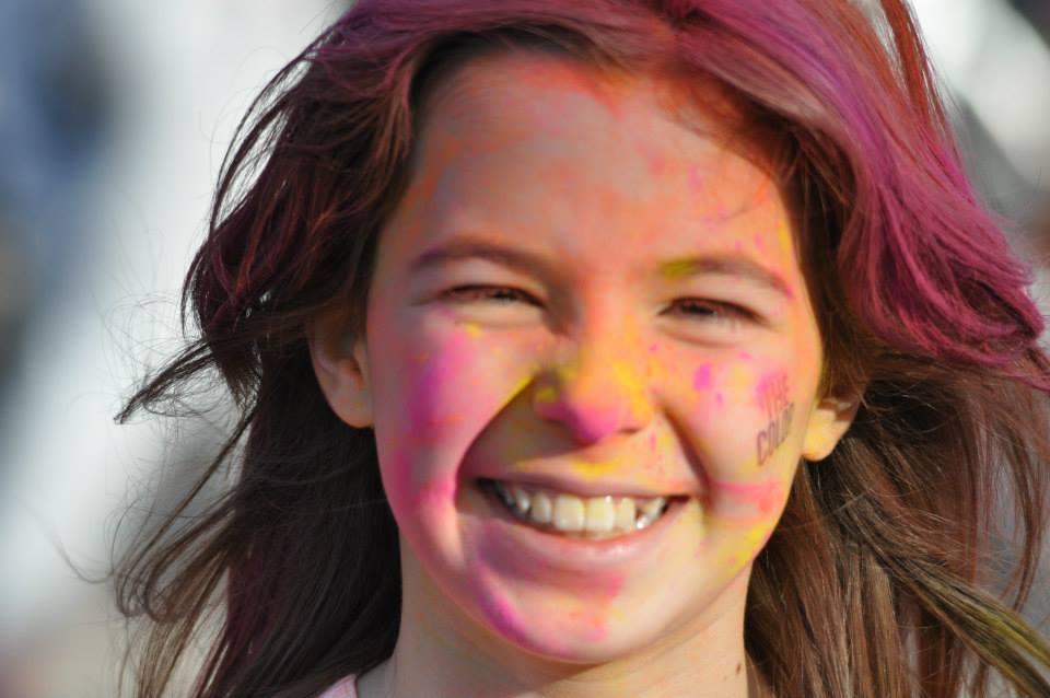 "#Interviu. Maria, 12 ani, alergatoare: ""Cand termin o cursa, aproape explodez de fericire"""