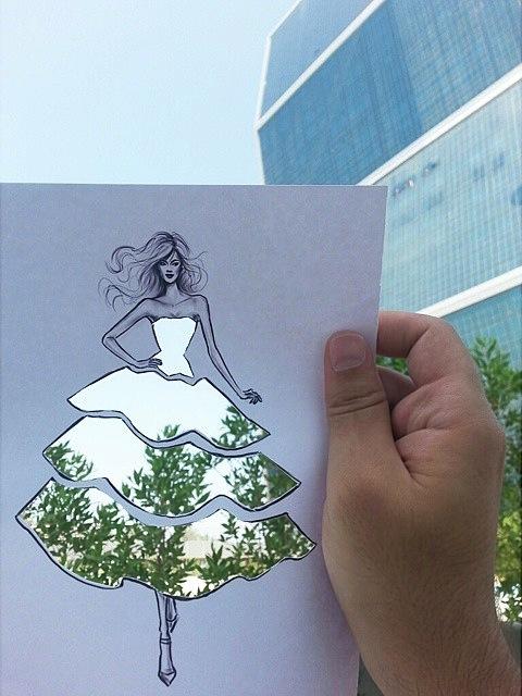 Decupaje fashion de Shamekh Bluwi_1
