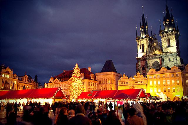 Praga by Priit Tammets