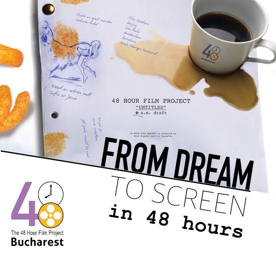 Deweekend Filmele 48 Hour Film Project Bucharest Vin La