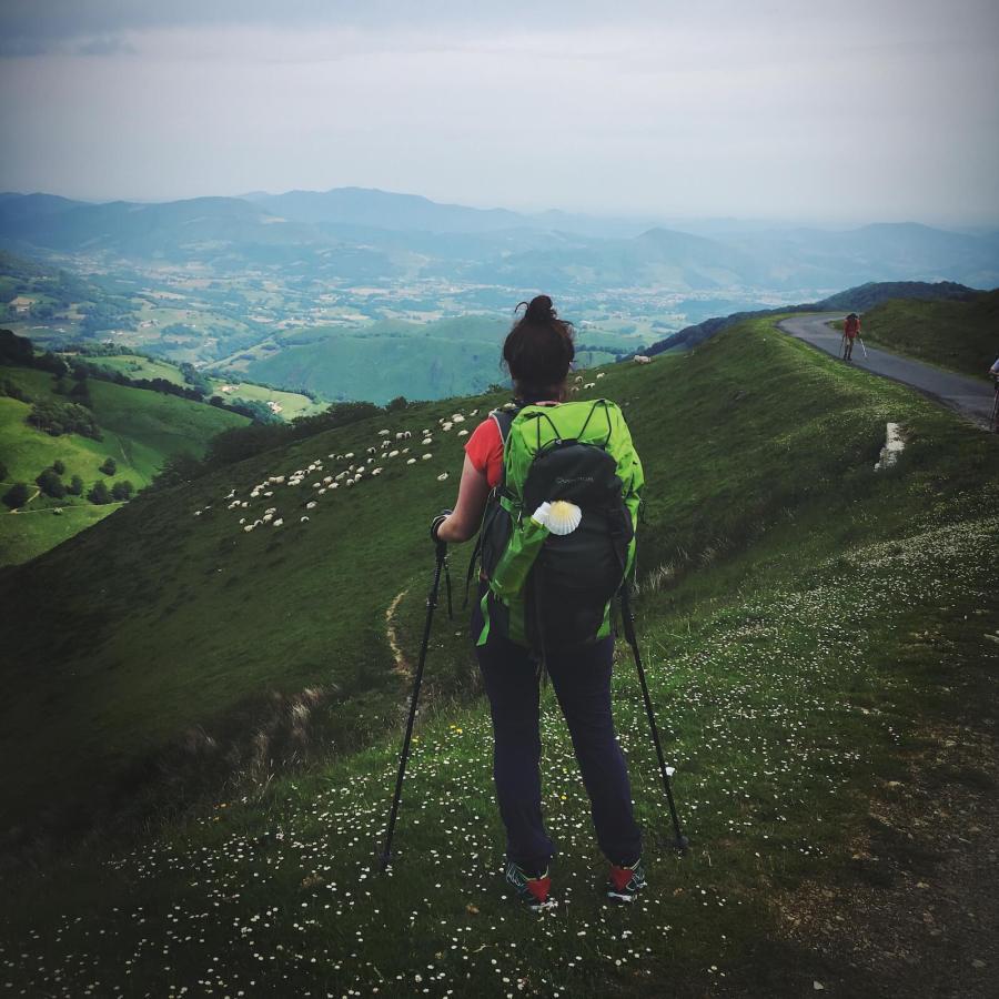 veronica pe Camino