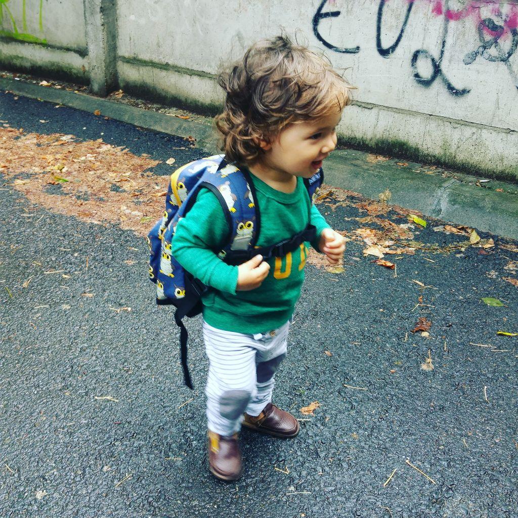 De ce merge copilul meu la cresa de la 1 an si 6 luni