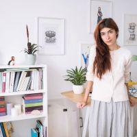 """#Interviu. Alexia, ilustrator: """"Primul proiect a venit la o lună după ce am decis că nu voi da la facultate"""""""
