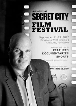 Keith McDaniel Secret City Film Festival