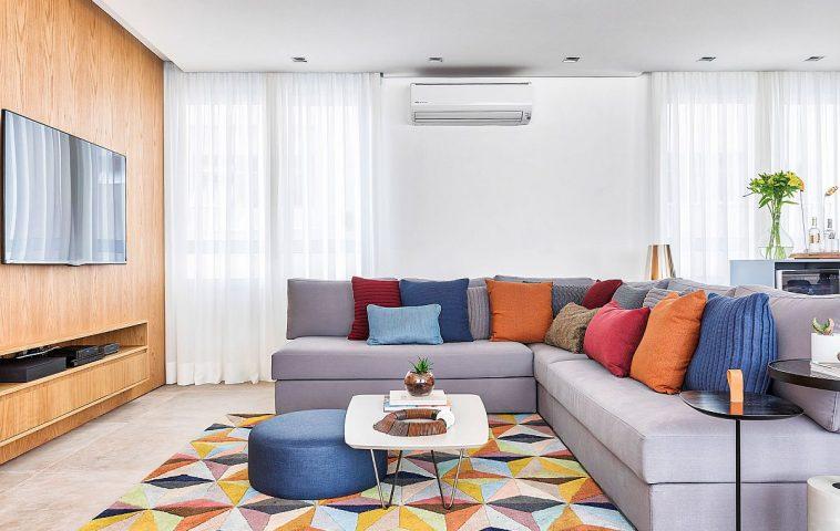 Apartament inspirat din călătorii design interior Adela Parvu