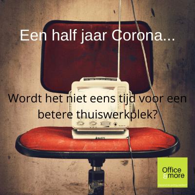Corona verantwoord thuis werken