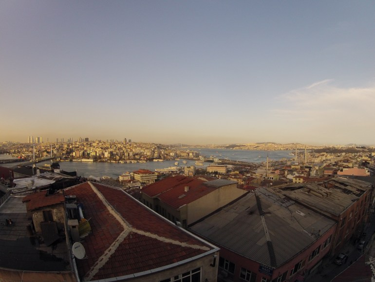 Istanbul view point