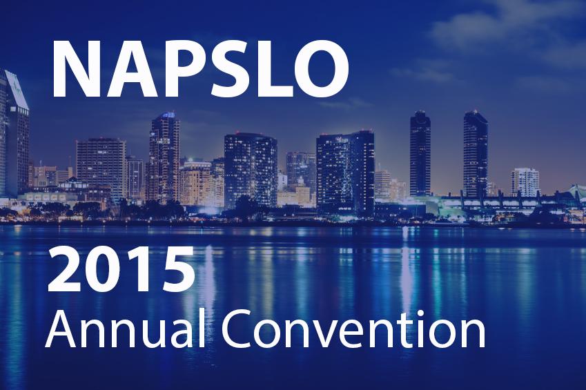 NAPSLO 2015 Convention