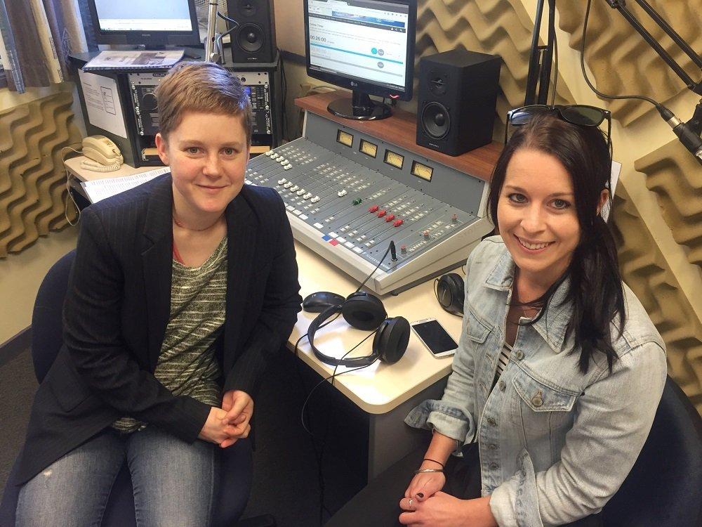 Radio Show Promotes Self-Help Health Resources