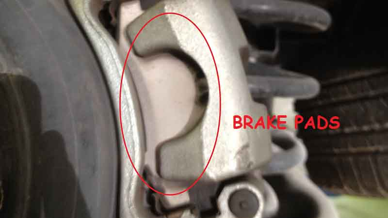 How Much Does It Cost To Change Brake Pads >> Bad Brake Pads Brake Discs Symptoms And Replacement Cost