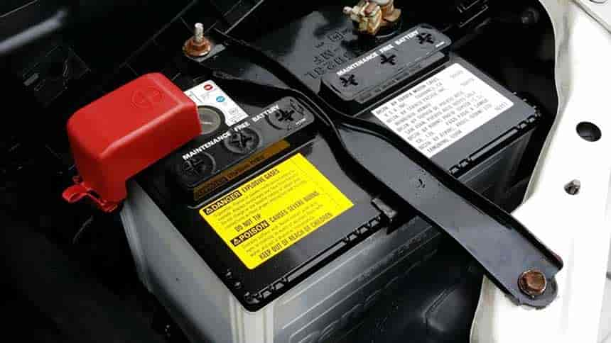 How To Clean Corroded Car Battery Terminals Oards Com