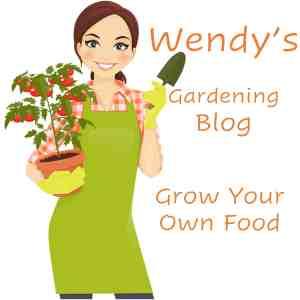 Wendy's Gardening Blog