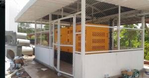 เครื่องกำเนิดไฟฟ้า 300 kVA สถาบันวิจัยดาราศาสตร์ 1