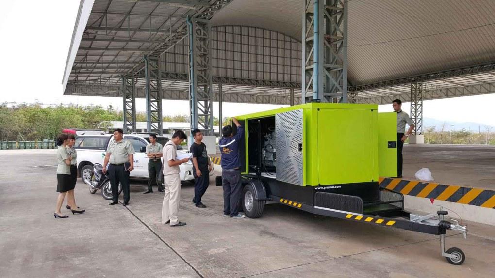 เครื่องกำเนิดไฟฟ้า 150 kVA ลากจูง-3