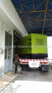 เครื่องกำเนิดไฟฟ้า 580 kVA กสท จันทบุรี-3
