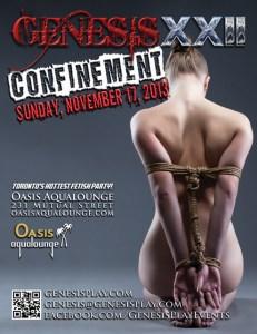 Confinement WEB