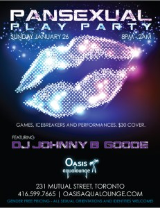 Pansexual Party-Jan. 26th!