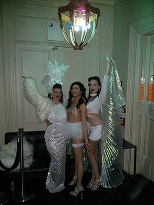 Snow Glow NYE event!