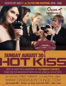 Hot Kiss August